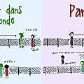 Paris versus 1
