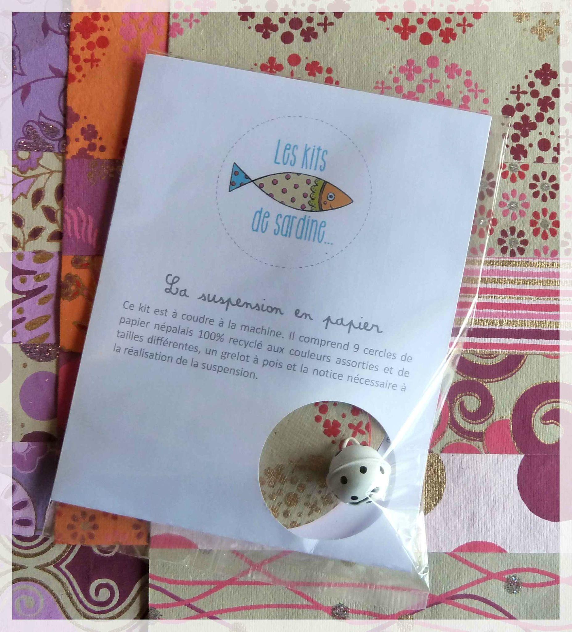 Cadeau de no l diy 1 une sardine sur le fil - Cadeau noel a vendre ...