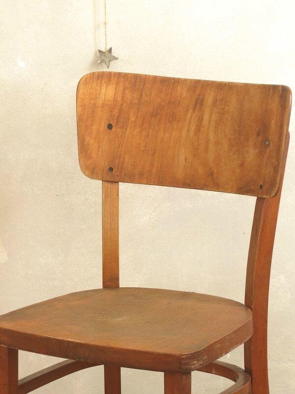 Chaise Thonet 2