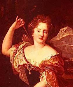 Isabelle-Angelique de Montmorency-Bouteville, marquise de Chatillon
