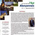 Bulletins d'information n°10 et 11