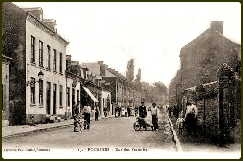 FOURMIES-Rue des Verreries
