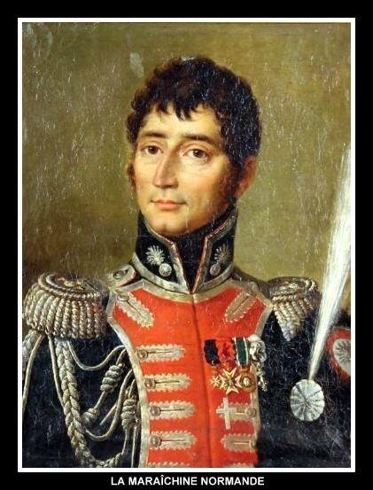 LOUIS DE LA ROCHEJAQUELEIN portrait ZZZ