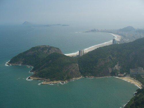 Plafe de Copacabana