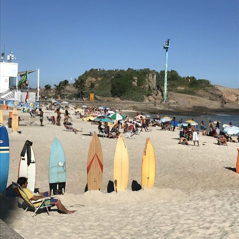 Brésil surf