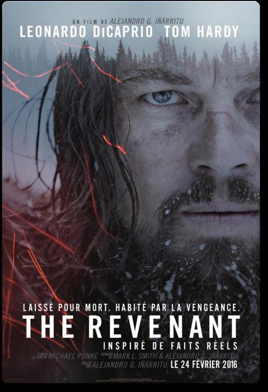 The revenant-Affiche