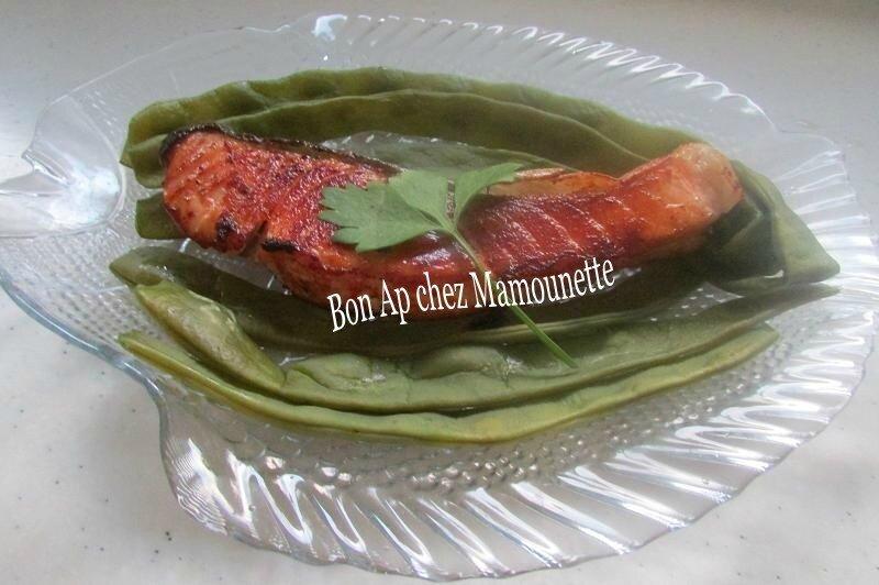 maquereau vin blanc courgette oignon saumon cocos plats 012