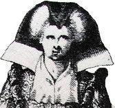 Bourgeoise des années 1610
