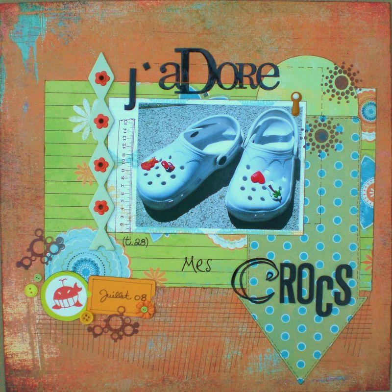 J'Adore mes Crocs