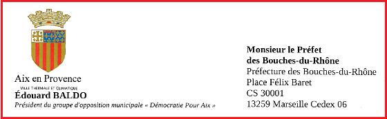 DPA saisie préfet 19