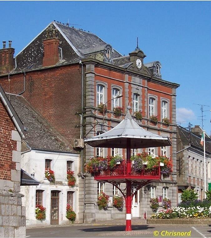 TRELON-Mairie