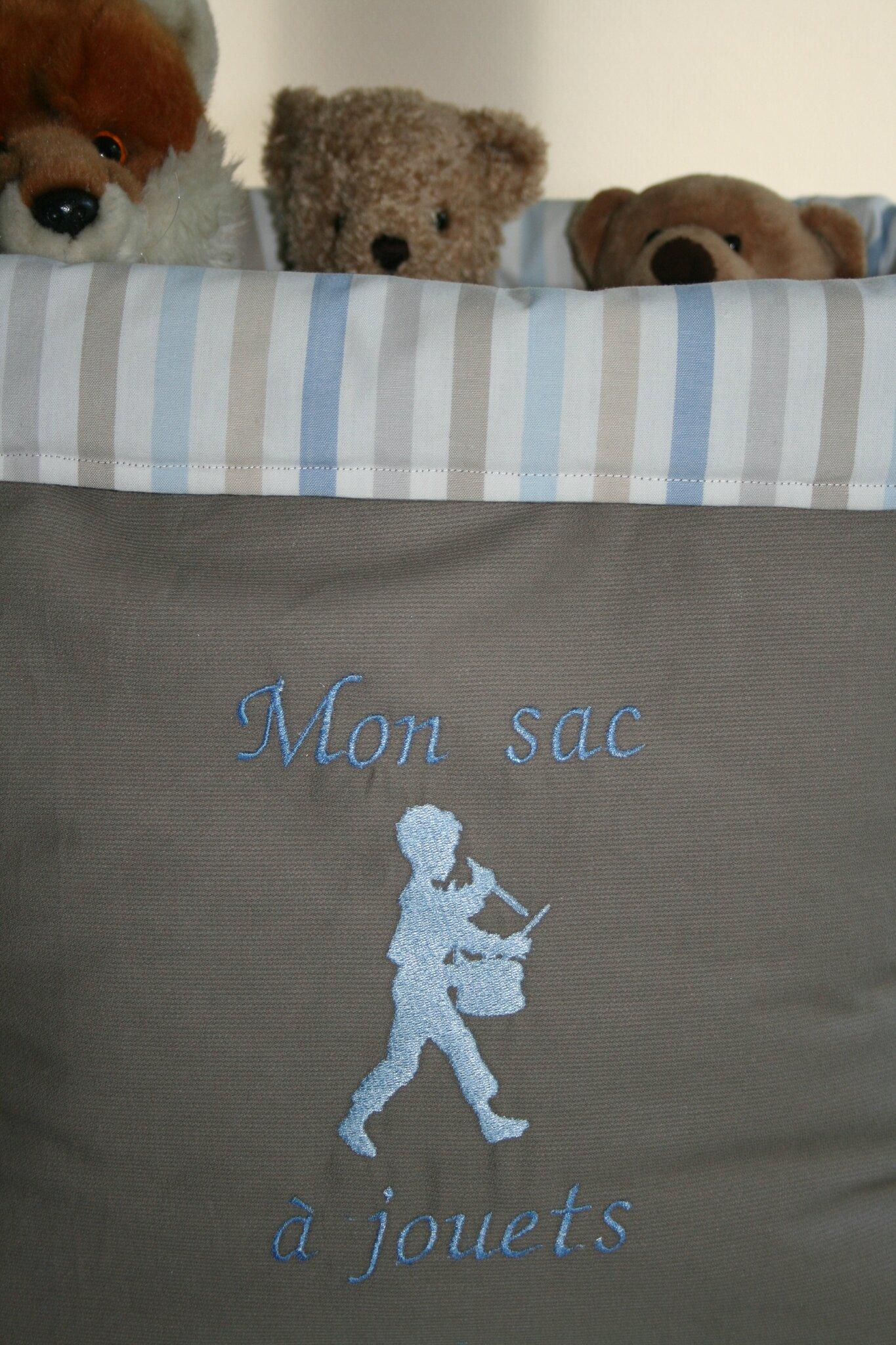 sac jouets un jour d 39 t confection de cort ges v tements enfants et accessoires. Black Bedroom Furniture Sets. Home Design Ideas