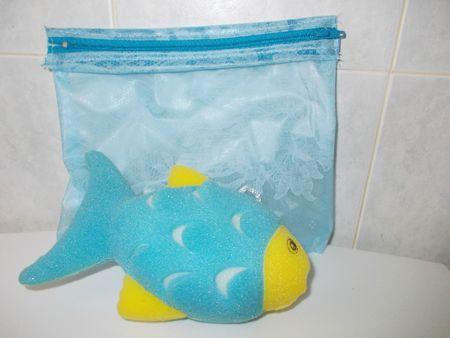 poisson hors de l'eau trousse Lucas