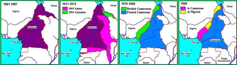 cameroun-1901-1960