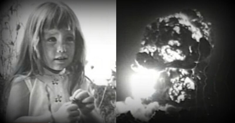 The Daisy commercial 1964