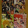 Achats manga du 31.01.14