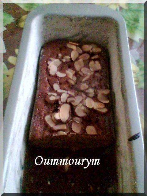 Mon cake au chocolat tout moelleux