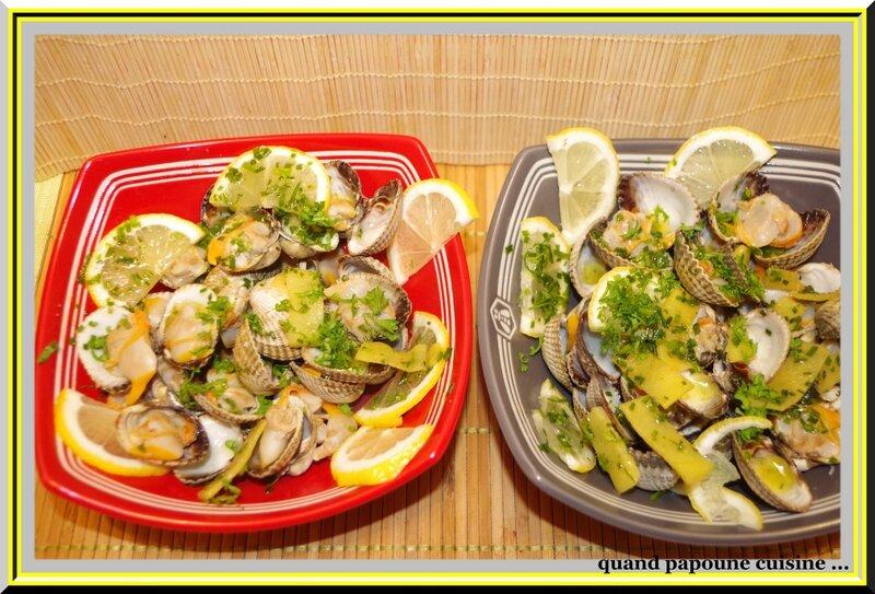 salade tiède de coques au gingembre frais-809