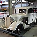 PACKARD Eight ambulance 1933 Bruxelles Autoworld (1)
