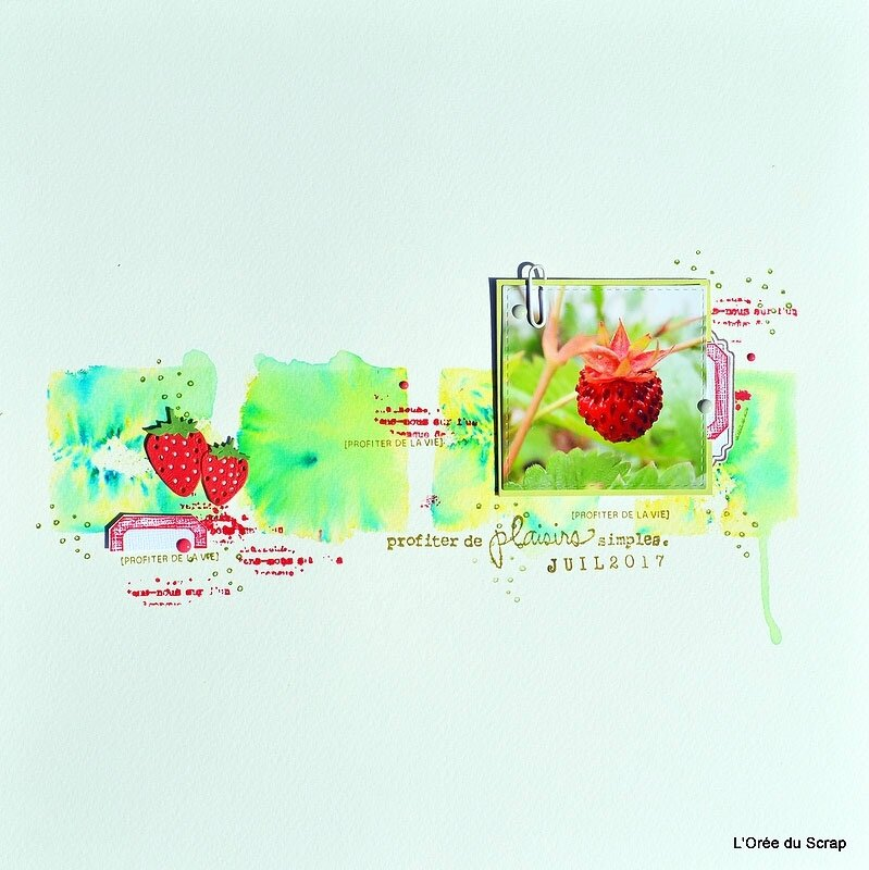 blogorel fil&scrap sketch fraise