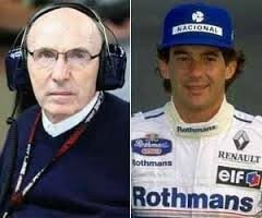 williams race day brazil ayrton et frank