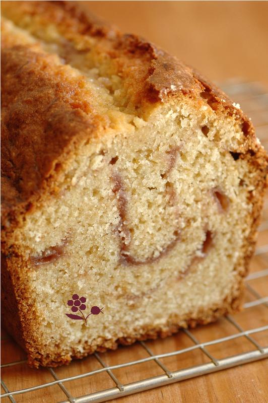 Cake ricotta & tourbillon de confiture_2