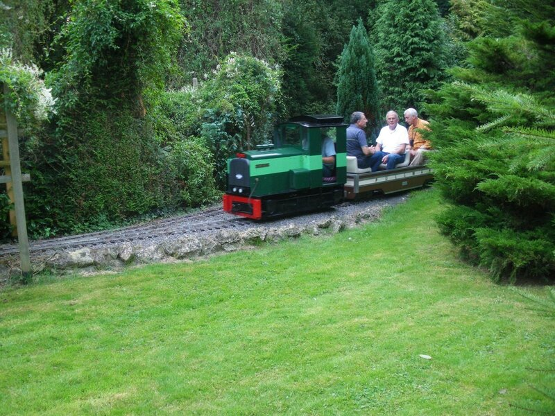 0507 Chaldon Light Railway 18 septembre 2014