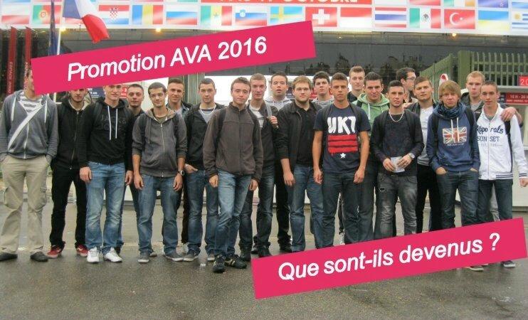 2017-02 Enquête promo AVA 2016