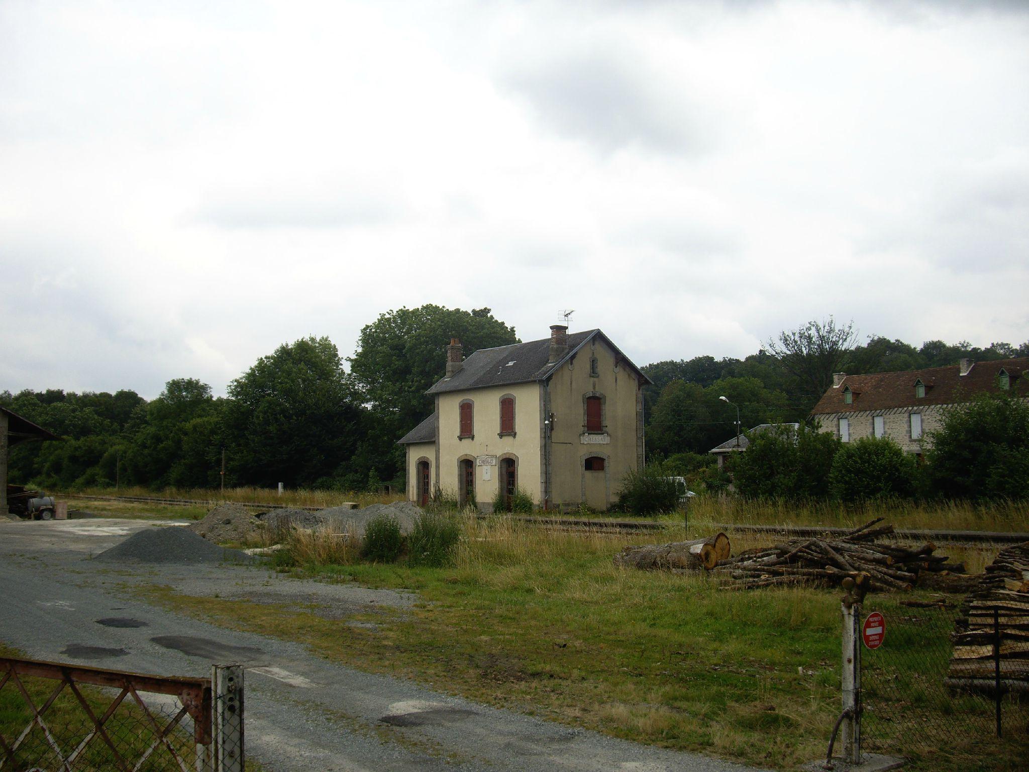 Cressat (Creuse - 23)