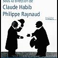 Malaise dans la civilité ? - claude habib et philippe raynaud - editions perrin