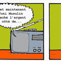 Georges, toni musulin, argent caché