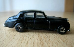 Rolls-royce silver cloud -Matchbox- (1985) (1