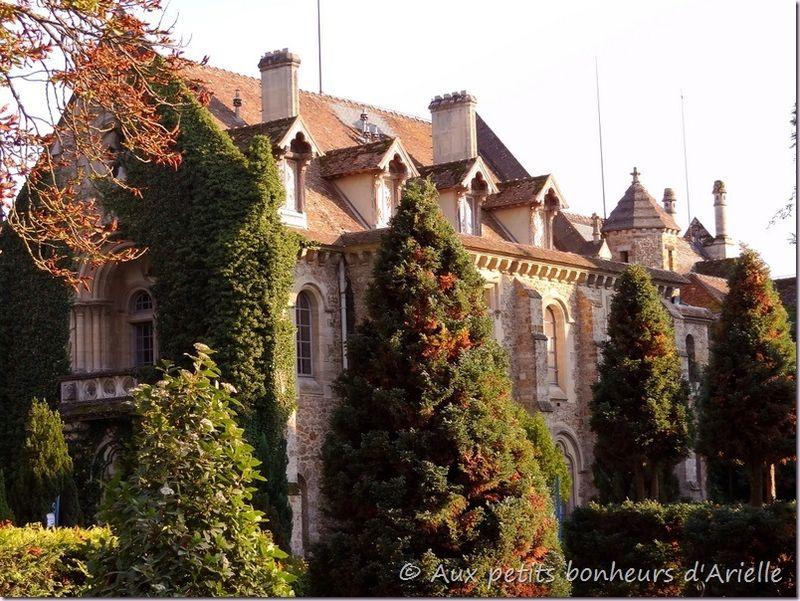 Abbaye des Vaux de Cernay (2)