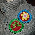 Crochet anti-gris, # 2