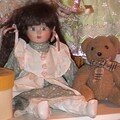 Brunette et l'ours