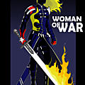 Woman of war by costa