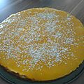 Cheesecake a la mangue