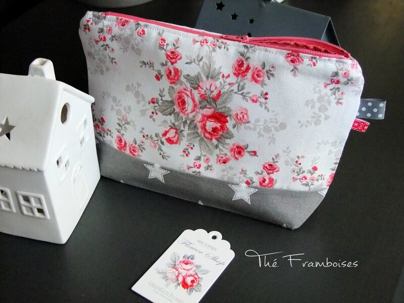 Fabric Box Pois de Senteur (47)