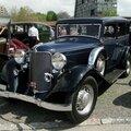 Desoto new six 4door sedan-1932