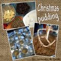 Les dlices de la gastronomie anglais N8 - Les puddings - Christmas pudding