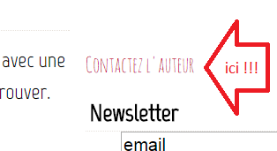 Contact formulaire