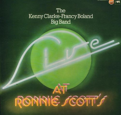 Kenny Clarke Francy Boland Big band - 1969 - At Ronnie Scott's (MPS)