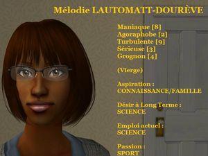 Mélodie LAUTOMATT-DOUREVE