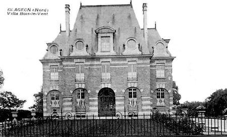 GLAGEON-La Mairie
