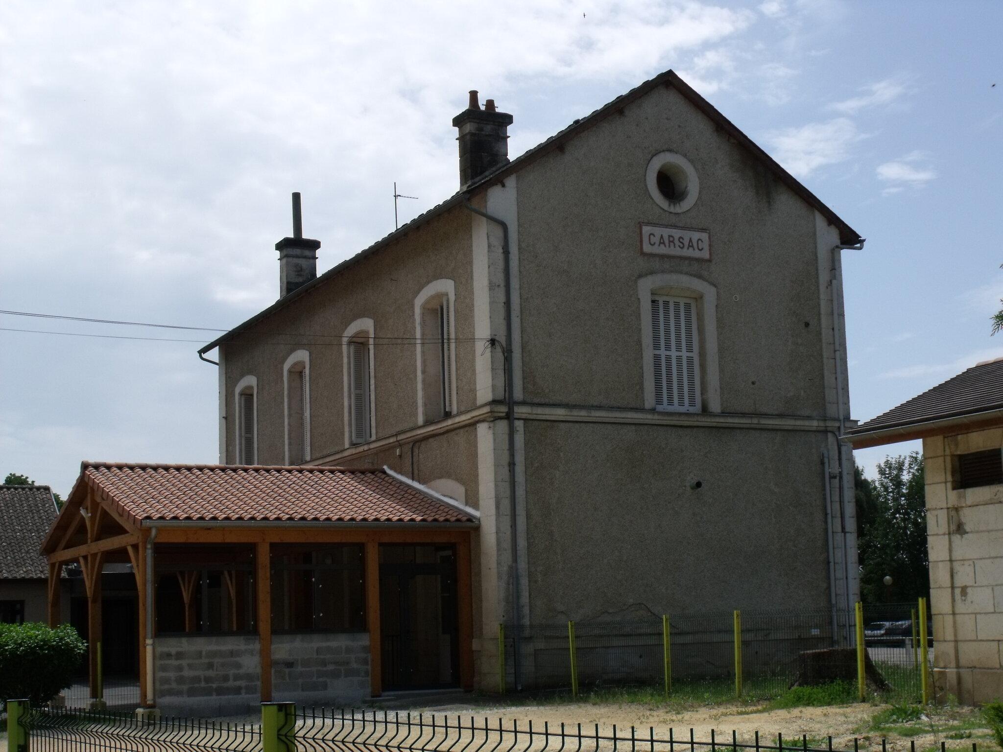Carsac-Aillac (Dordogne - 24) 1