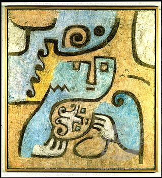 mother_child_1938_paul_klee_watercolor