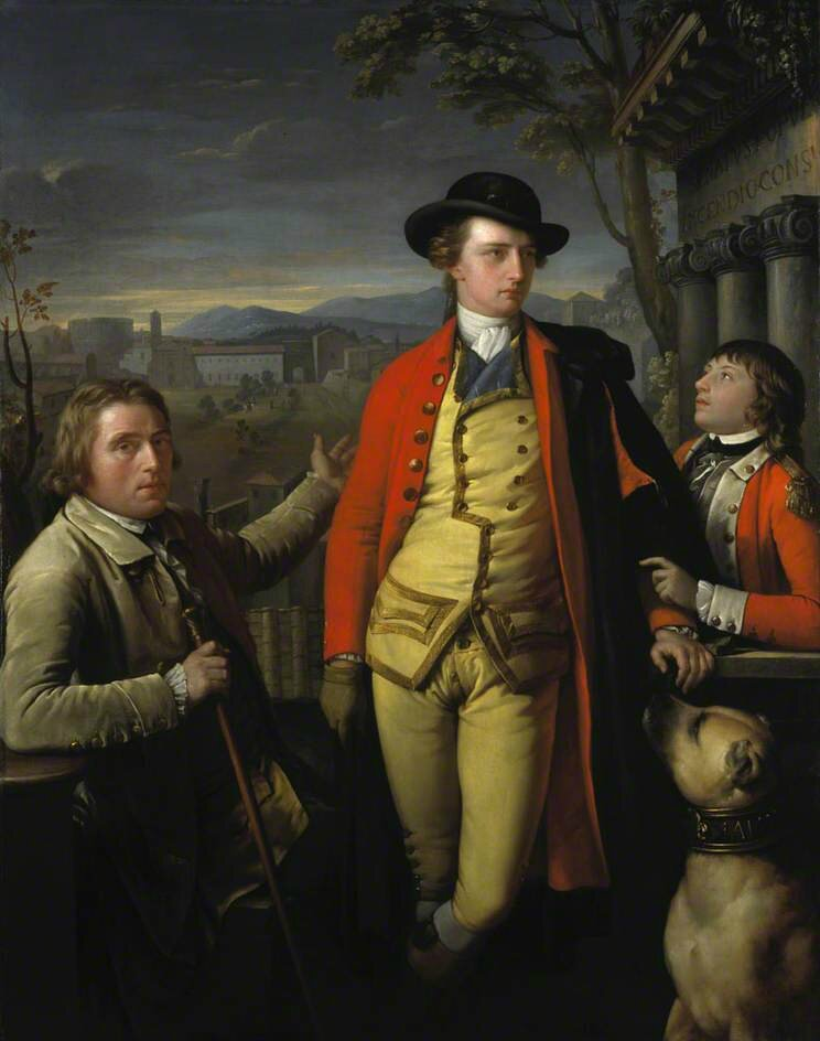 18th-century paintings go on display in new exhibition celebrating Scotland's enduring love affair with Italy