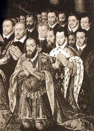 Henri III et la messe
