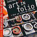 Art' in folio - rodez