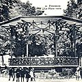 Fourmies - le kiosque